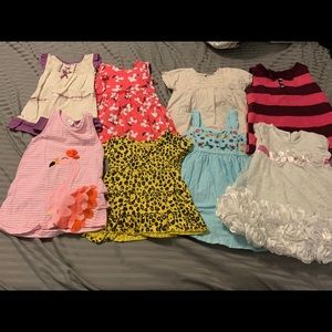 Other - 8 Toddler Dresses 18 months